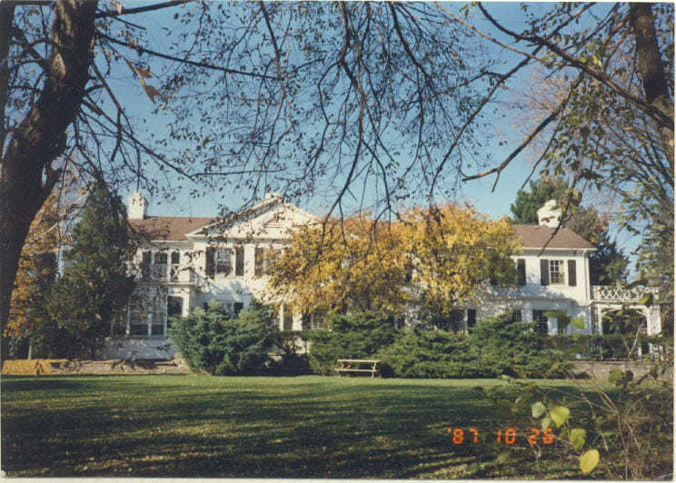 Phillips House 1987