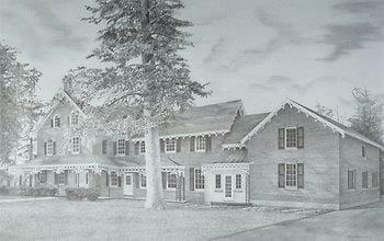 Illustration of Sullivan Centre