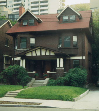 Spadina House 1981
