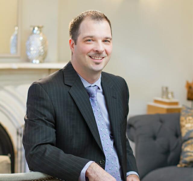 Leadership team member Kevin Amisson