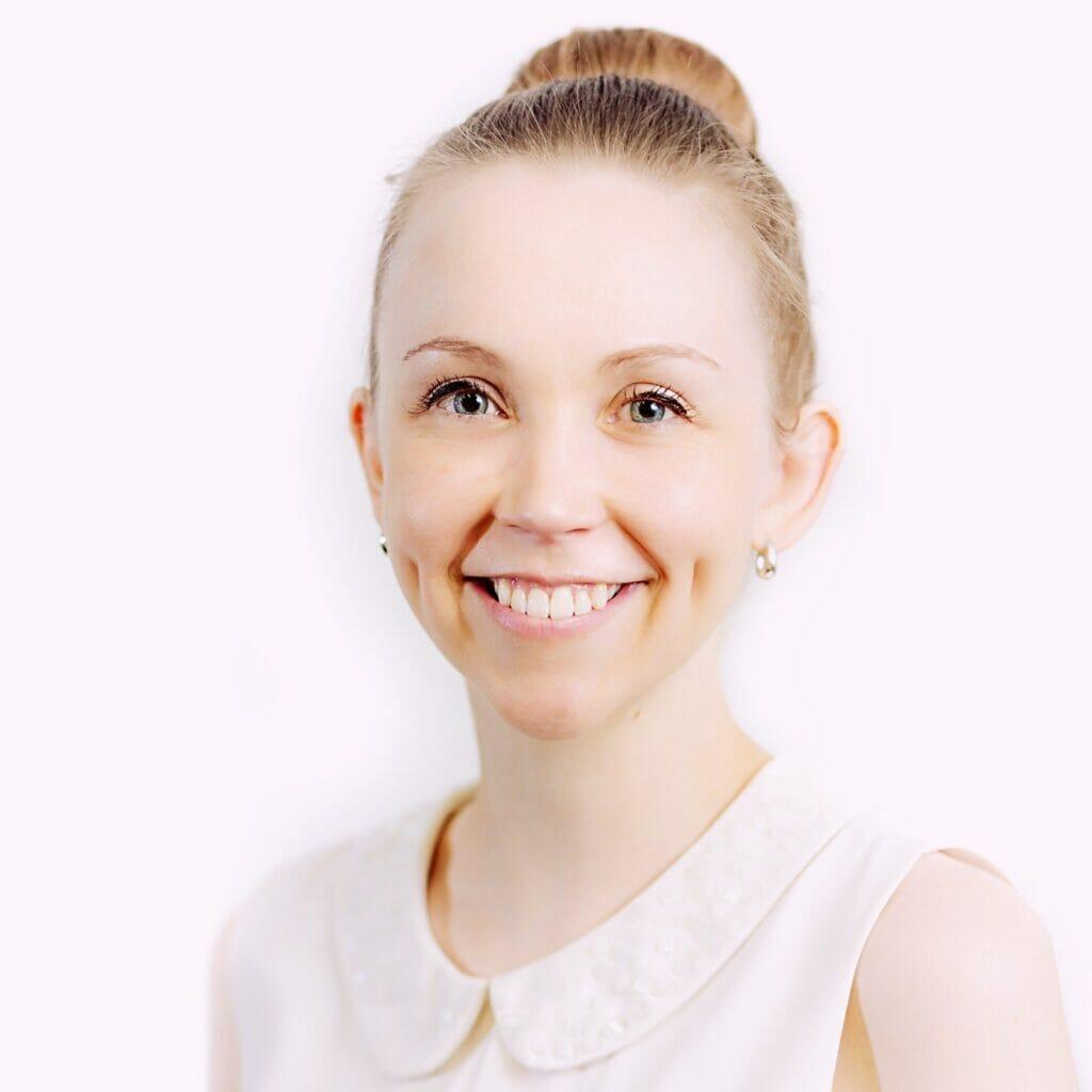 Melanie Ormston headshot