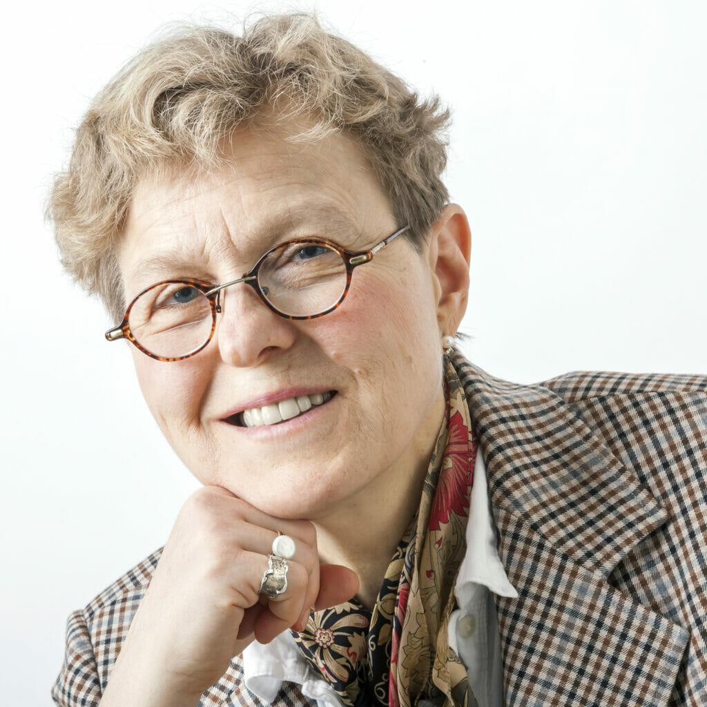 Leadership team member Dr. Vera Tarman.
