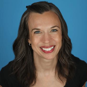 Leadership team member Laura Cavanagh.