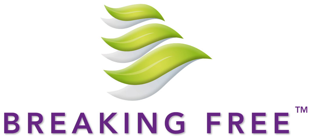 Breaking Free Logo